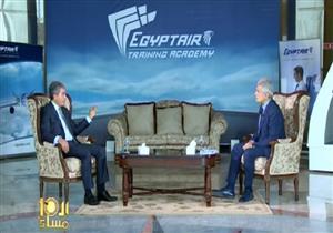 وزير الطيران: حظر الطيران القطرى أدى  إلى خسائر اقتصادية - فيديو