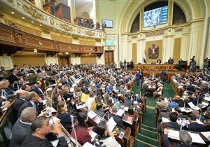 وكيل البرلمان يرفع الجلسة العامة.. ويهنئ الأقباط بأعياد الميلاد