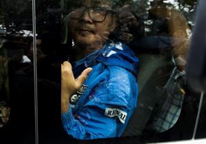 تمديد توقيف صحفيين اثنين من وكالة رويترز في بورما