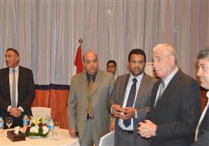 ختام الدورة التدريبة لتقييم المخاطر والاستجابة لحالات الطوارئ بجنوب سيناء