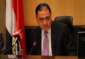 """وزير الصحة لمصراوي: """"إحنا مبنامش لرفع جودة مستشفيات بورسعيد"""""""