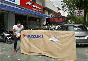 """سوزوكي تعلن عن خدمة توصيل """"قطع غيار السيارات"""" للمنازل"""