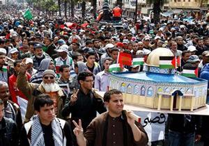 احتجاجات تجتاح المدن الفلسطينية وعواصم عربية بعد إعلان ترامب القدس عاصمة لإسرائيل