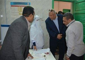 محافظ الوادي الجديد يوجه بصيانة وتطوير مستشفى الداخلة