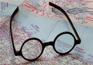 نظارة قراءة تبلغ 6000 جنيه إسترليني...والسبب