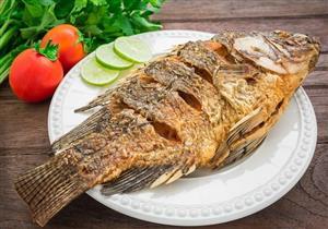 """وصفة جديدة لـ  """"مراكب السمك البلطى """""""