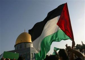 """صفحة الأزهر على الفيسبوك ترفع علم فلسطين و""""القدس عربية"""""""