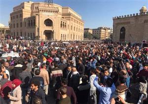 الأزهر ينتفض في مصر من أجل القدس