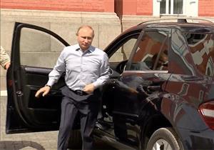 بالفيديو.. سيارة الرئيس بوتين التي رفض استقلالها للبيع بـ21 مليون جنيه