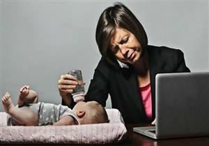"""6 نصائح لتنظيم وقت الأم """"الموظفة"""""""