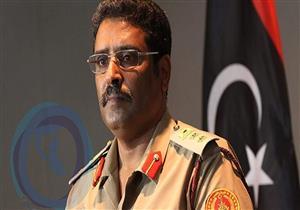 المسماري: مصر دائمًا تسعى إلى وحدة الصف الليبي أمنيا وسياسيا