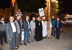 """من """"بيت لحم"""" لـ""""رام الله"""".. طقوس عيد الميلاد تُقاوم الاحتلال"""