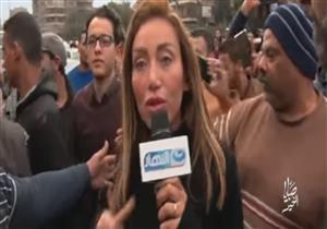 ريهام سعيد تكشف تفاصيل واقعة القبض عليها داخل سيارتها أثناء التصوير
