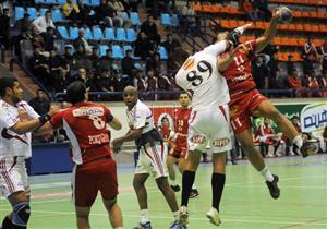 الأهلي يهزم الزمالك في دوري الشباب لكرة اليد