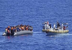 إنقاذ 730 مهاجرا قبالة سواحل ليبيا