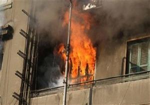 إصابة 3 واحتراق شقة سكنية في مشاجرة بسبب خلافات الجيرة في بولاق