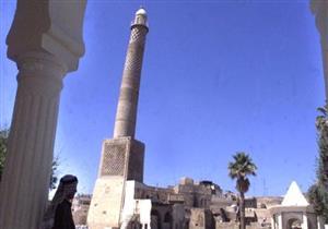 معركة الموصل: القوات العراقية تسيطر على جامع النوري ومئذنته الحدباء