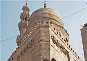 """بالصور: مسجد قجماس الأسحاقي الشهير بـ""""أبو حريبة"""" وجامع الخمسين جنيه"""