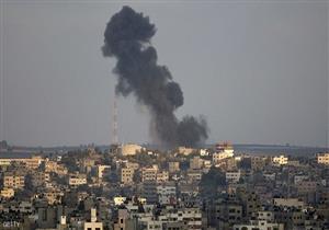 استشهاد شابين فلسطينيين في قصف إسرائيلي شمال غزة