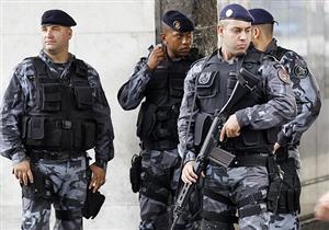 إصابة 49 شخصًا بأعمال عنف في البرازيل