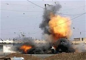 مقتل وإصابة 6 في تفجير عبوة ناسفة لسيارة شركة الكهرباء بالعريش
