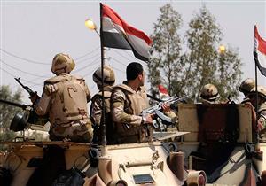 استشهاد ضابط ومجند شرطة في اشتباكات مع الإرهابيين في العريش