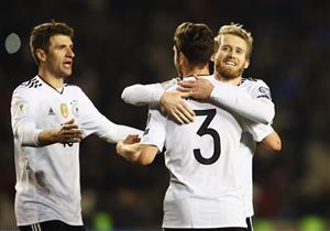 أهداف (ألمانيا 4 - أذربيجان 1)