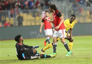 أهداف (مصر 3 - توجو 0) مباراة ودية