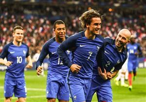هدف ملغي لفرنسا بعد التأكد من إعادة الفيديو