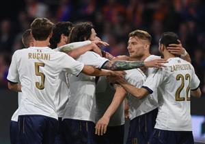 أهداف (هولندا 1 - إيطاليا 2) مباراة ودية