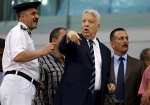 مرتضى منصور يفتح النار على أيمن يونس وعبدالحليم علي
