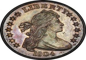 بيع دولار أمريكي من عام 1804.. بهذا السعر!