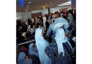 انتظام حركة السفر بمطار القاهرة بعد انتهاء أزمة المعتمرين العالقين