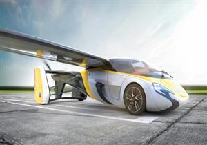 """بالفيديو.. السيارة الطائرة """"إيروموبيل"""" الآن أكثر تطورًا"""
