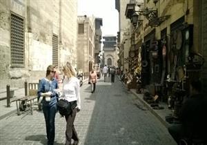 تدشين مشروع إحياء فنون القاهرة التاريخية في شارع المعز