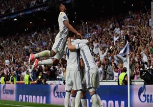 رودريجيز يتعادل لريال مدريد بهدف قاتل