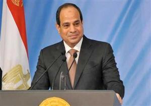 """السيسي: """"كل حاجة بتتحسب.. مش هنخلي مصري يُعاني"""""""