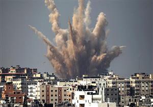 غارات إسرائيلية تستهدف موقعي بقطاع غزة