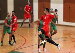 الأهلي يتوج بلقب الدوري لكرة اليد