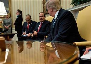 المتحدث باسم الرئاسة: السيسي وجه الدعوة لترامب مجددا لزيارة مصر