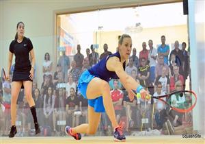 الرباعي المصري يودع منافسات بطولتي العالم والجونة للإسكواش من الدور الأول