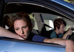 """فورد تكتب """"روشتة علاج"""" لمكافحة دوار الحركة أثناء ركوب السيارات"""