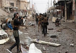 معركة الموصل: تنظيم الدولة