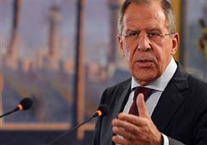 وصول وفد روسي للقاهرة برئاسة سيرجي لافروف وزير الخارجية