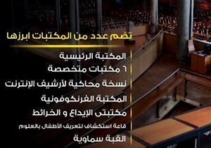 ماذا تعرف عن مكتبة الإسكندرية؟