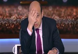 """""""أديب"""" يسخر من رد فعل رئيس الوزراء لحظة مقاطعة """"حمام"""" مؤتمر السيسي"""