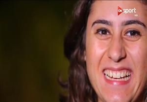 بالفيديو.. نور الشربيني: أحب الأهلي ومتعب.. وميسي الأفضل