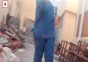 حوار| الممرضة فاتن تكشف كيف انتحرت السائحة البولندية من مسرح الحادث