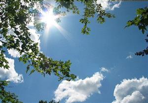 الأرصاد: طقس الأثنين شديد الحرارة