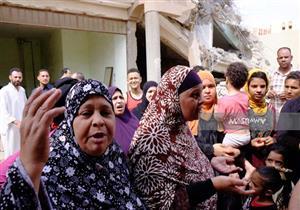 """بالصور- مصراوي في المسلة الجديدة.. """"نار الإزالة تكوي الأهالي والحكومة تستعيد الأرض"""""""